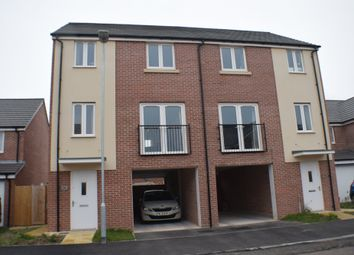 Thumbnail 3 bed town house for sale in Hamilton Drive, Bridgwater