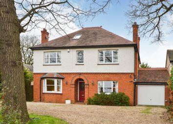 4 bed detached house for sale in Newport Road, Woburn Sands, Milton Keynes MK17