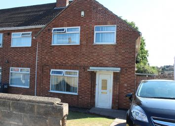 Thumbnail 3 bed terraced house to rent in Templeton Road, Great Barr, Birmingham