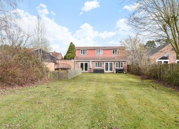 Thumbnail 5 bedroom detached house for sale in Woodside, Winkfield, Windsor, Berkshire