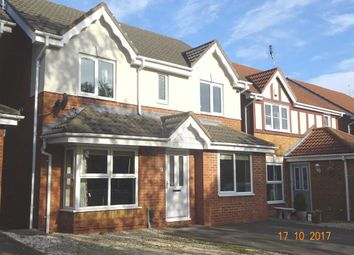 Thumbnail 4 bed detached house for sale in Sunart Way, Stockingford, Nuneaton