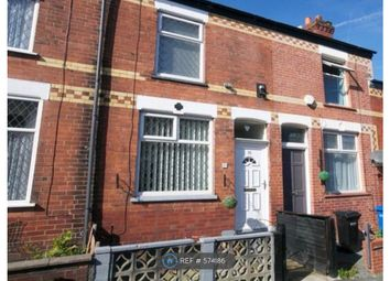 Thumbnail 2 bed terraced house to rent in Grimshaw Street, Stockport