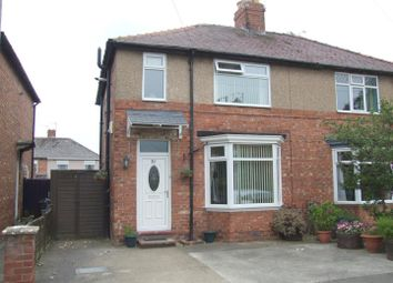 Thumbnail 3 bed semi-detached house to rent in Middleham Road, Darlington