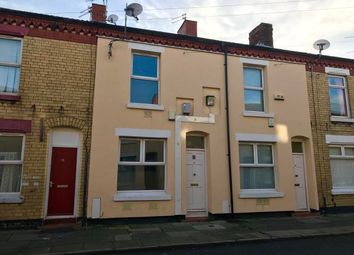 Thumbnail 2 bedroom terraced house for sale in Whittier Street, Liverpool