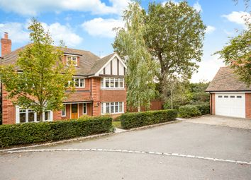 Thumbnail 6 bed detached house to rent in Wrens Hill, Oxshott, Leatherhead