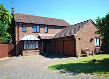 Thumbnail 4 bed detached house for sale in Charlette Way, Spalding