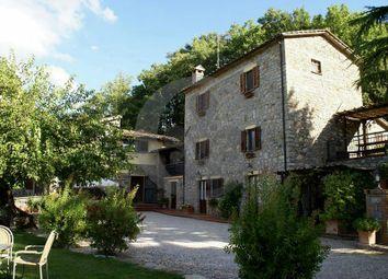 Thumbnail 7 bed farmhouse for sale in Strada Provinciale 52, Parrano, Terni, Umbria, Italy