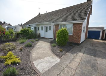 Thumbnail 2 bedroom semi-detached house for sale in Martins Avenue, Lowestoft