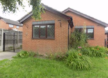 Thumbnail 3 bed detached bungalow for sale in Poynter Close, Heanor, Derbyshire