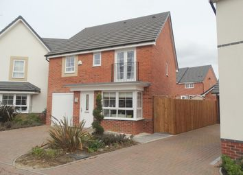 Thumbnail 4 bed detached house to rent in Popert Drive, Worcester