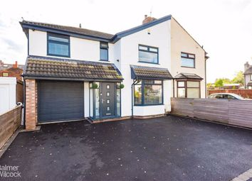 Thumbnail 4 bed semi-detached house for sale in Clovelly Avenue, Leigh, Lancashire