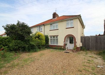 3 bed semi-detached house for sale in Links Avenue, Hellesdon, Norwich NR6