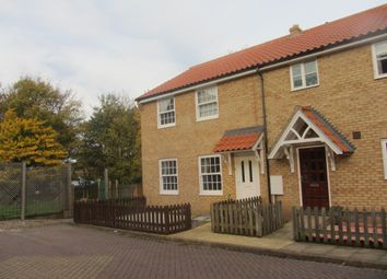 Thumbnail 4 bed end terrace house to rent in Rose Court, Off Hovingham Drive, Scarborough