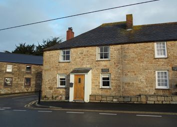 Thumbnail 4 bed cottage for sale in Lower Quarter, Ludgvan, Penzance