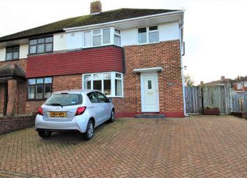 3 bed semi-detached house for sale in West Drive, Chatham ME5