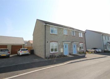 Thumbnail 3 bed semi-detached house for sale in Moses Mead, Ridgeway Farm, Swindon