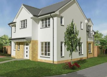 Thumbnail 4 bed detached house for sale in Annick Gardens, Perceton, Middleton Road, Irvine