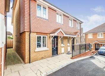 Bartram Close, Pulborough RH20. 2 bed semi-detached house for sale