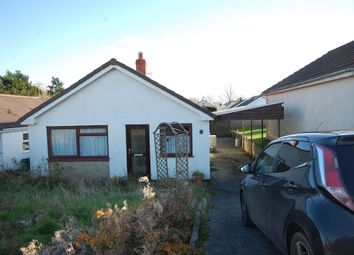 Thumbnail 2 bed detached bungalow for sale in Hill Rise, Kilgetty