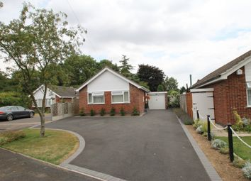 Thumbnail 2 bed detached bungalow for sale in Highfield Close, Sheepy Magna, Atherstone