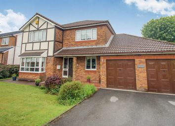 Thumbnail 4 bed detached house for sale in Parc Y Llan, Llandybie, Ammanford