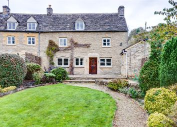 Thumbnail 4 bed cottage to rent in Naunton, Cheltenham