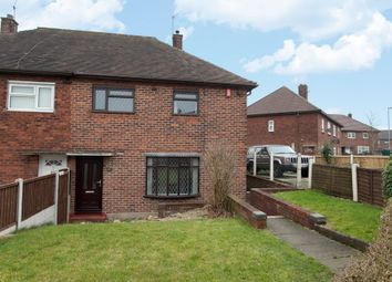 Thumbnail 3 bed semi-detached house for sale in Brundall Oval, Bentilee, Stoke-On-Trent