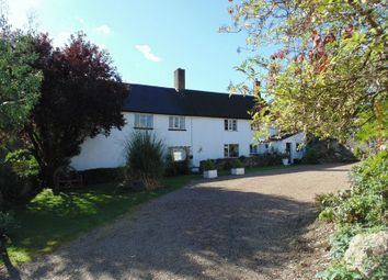 Thumbnail 5 bed equestrian property for sale in Drewsteignton, Exeter