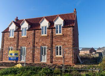 Thumbnail 3 bed semi-detached house for sale in Station Road, Plot 2, Walpole Cross Keys, King's Lynn