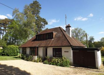 Thumbnail 4 bed bungalow for sale in Rock Road, Storrington, Pulborough, West Sussex