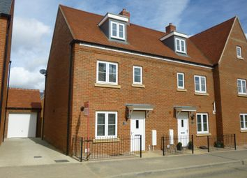 Thumbnail 3 bed property to rent in Pillow Way, Windsor Park, Buckingham