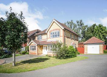 4 bed detached house for sale in Alec Pemble Close, Ashford TN24