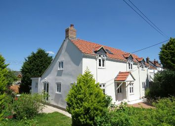 Thumbnail 4 bed detached house for sale in Hind Pits, Shipham, Winscombe
