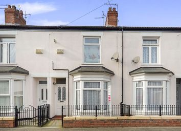 Thumbnail 2 bedroom terraced house for sale in Aylesford Street, Hull