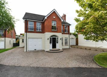 Thumbnail 6 bed detached house for sale in Pembridge Court, Belmont, Belfast