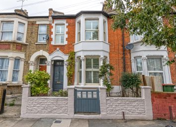 Thumbnail 3 bed terraced house for sale in Liddington Road, London