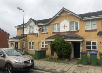 Thumbnail 2 bed terraced house to rent in Grasshaven Way, Thamesmead, London