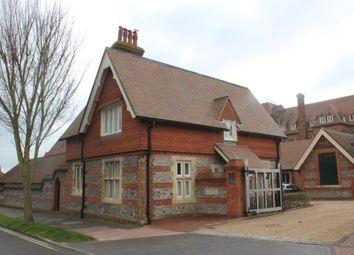 Thumbnail 2 bed detached house to rent in Darley Road, Eastbourne