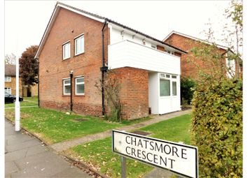 Thumbnail 2 bed flat for sale in Chatsmore Crescent, Worthing
