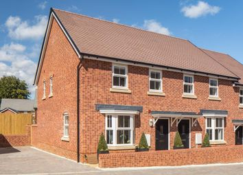 "Thumbnail 2 bedroom end terrace house for sale in ""Heyshott"" at The Causeway, Petersfield"
