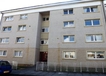 Thumbnail 2 bed flat to rent in Hutchison Place, Coatbridge, North Lanarkshire