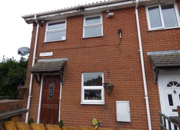 Thumbnail 2 bedroom terraced house to rent in Rufus Court, Gillingham