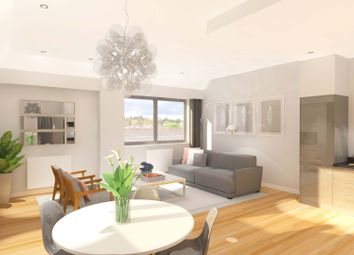 Thumbnail 2 bed flat for sale in Logie Green Road, Edinburgh