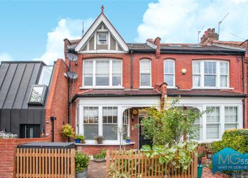 Thumbnail 4 bed terraced house for sale in Clovelly Road, Crouch End, London
