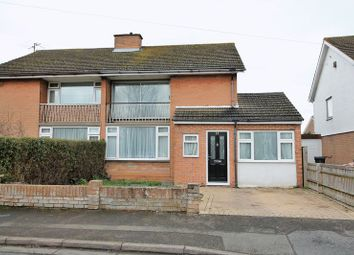 Thumbnail 3 bed semi-detached house for sale in Barrington Drive, Hucclecote, Gloucester