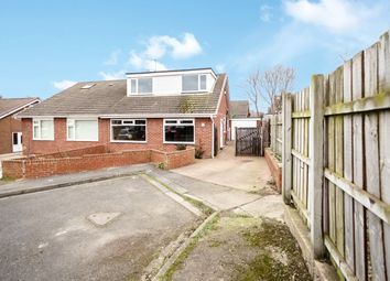 Thumbnail 4 bed semi-detached house for sale in Eden Road, Skelton-In-Cleveland, Saltburn-By-The-Sea, Yorkshire, North Riding