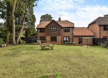 Thumbnail 5 bedroom detached house to rent in Napier Drive, Camberley, Surrey