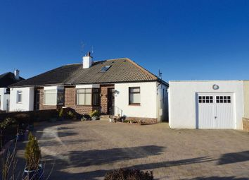 Thumbnail 2 bed semi-detached bungalow for sale in Taybank Drive, Ayr