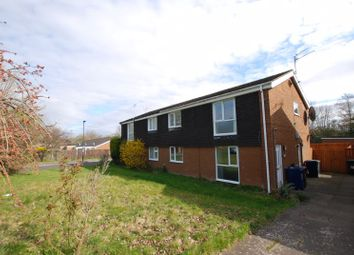 2 bed flat for sale in Lichfield Close, Kingston Park, Newcastle Upon Tyne NE3