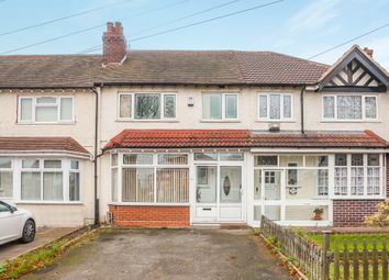 Thumbnail 3 bed terraced house for sale in Shaftmoor Lane, Hall Green, Birmingham